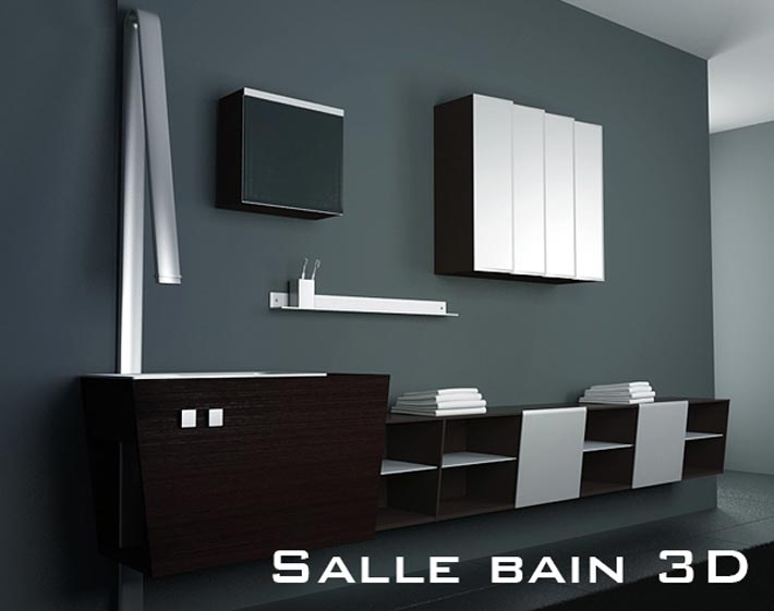 faire faire sa salle de bain. Black Bedroom Furniture Sets. Home Design Ideas